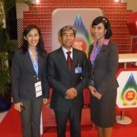 Interpreting for ASEAN Summit